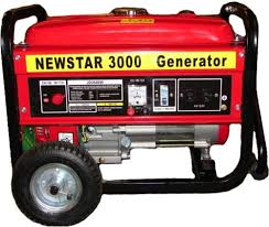 generator. Alternative Views: Generator I