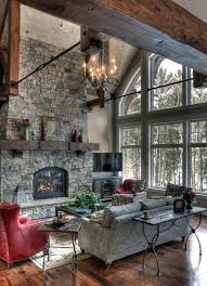 wood beam fireplace mantel wood beam fireplace mantle living room rustic with railing pillow back sofas