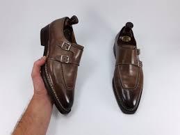 Italy <b>Santoni</b> Италия мужские кожаные туфли монки <b>броги</b> ...