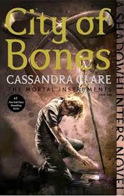 Lee the Reader   Young Adult Book Reviews  City of Bones  The     Book Review  City of Bones