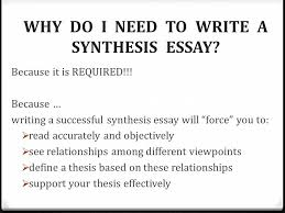 synthesis essay florida standards assessments florida standards why do i need to write a synthesis essay because it is required