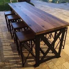 awesome outdoor high top table creative of bar and elegant tables in 15