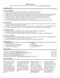Skill Set Resume Examples
