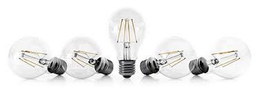 Тайны <b>филаментных светодиодных ламп</b>