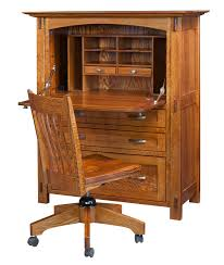 mission style solid oak office computer. Computer Armoires Mission Style Solid Oak Office