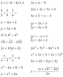 algebra ace my math course thousands