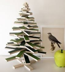 16 Creative Unconventional Christmas Tree Ideas