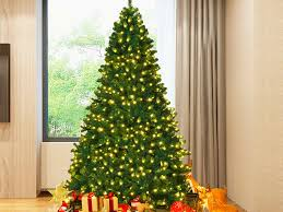 Clear Light Stick Tree The Best Pre Lit Artificial Christmas Trees Business