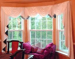 Curtain rods for small windows Corner Bow Window Curtains Window Treatments Small Bow Windows Picture Ideas Corner Small Window Curtains Custom Bow Window Curtain Rod Danielboonecabinsinfo Bow Window Curtains Window Treatments Small Bow Windows Picture