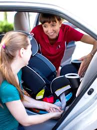 find a certified child passenger safety technician in your area to help