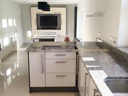 Piracema White Granite Kitchen Gallery The Marble Warehouse