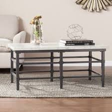 faux marble coffee table. Harper Blvd Timmons Faux Marble Coffee/ Cocktail Table Coffee