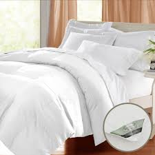blue ridge kathy ireland essentials microfiber cover down comforter
