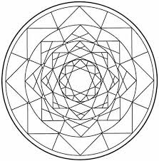 Small Picture Tons of amazing geometry coloring pages free For middle east