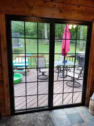 pella impervia patio sliding glass doors