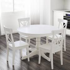 dining room furniture white. Interesting Dining White Extendable Table INGATORP And Dining Room Furniture