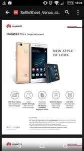 huawei p9 lite specification. before the end of this month, it is possible that company plans to announced both p9 lite and honor 5c at same time. either way, stay tuned. huawei specification i