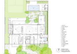 Gallery of Concrete House   Matt Gibson Architecture   Ground Floor Plan