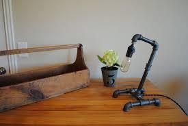 Industrial Pipe Coffee Table Diy Rustic Industrial Pipe Coffee Table On Plumbing Home And