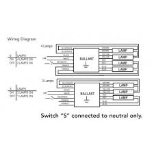 howard lighting ep4 54ho prs mv 4 lamp f54t5 high output program output program wiring diagram howard lighting ep4 54ho prs mv 4 lamp f54t5 high output