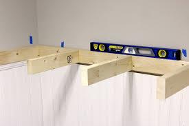 Floating Shelves 10 Of The Best How To Build Floating Shelves Regarding Hang Design 100 81