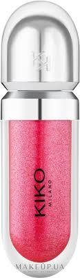 Kiko Milano 3D Hydra Lipgloss - <b>Смягчающий блеск для</b> губ: купить ...