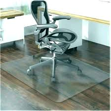 desk chairs rubber desk chair mat puter for carpet floor protector und