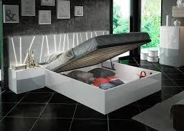 modern bedroom furniture. Ronda Salvador Storage Bed - Special Order Modern Bedroom Furniture