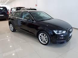 ... Audi A3 Sportback Advance Tdi De Ocasión En Málaga - Foto 1  O
