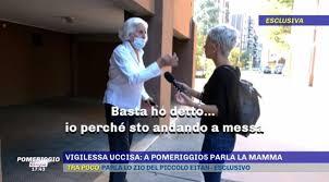 Temù, parla la mamma di Laura Ziliani - Pomeriggio Cinque