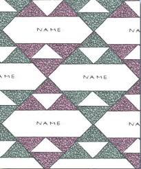 68 best Quilts images on Pinterest | Kansas city, Quilting ... & 1940s Old Kansas City Star Quilt Pattern 1944 The Friendship Name Chain  Quilt Adamdwight.com