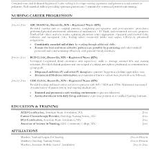 Resume Templates For Registered Nurses Interesting Pediatric Rn Resume Graduate Nurse Resume Template Pediatric Nursing