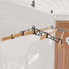 5 lath pulley clothes airers kitchen