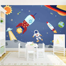 space themed wall murals nmedia com