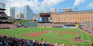 Orioles Park Seating Chart View Oriole Park At Camden Yards Parking Guide Maps Tips Deals