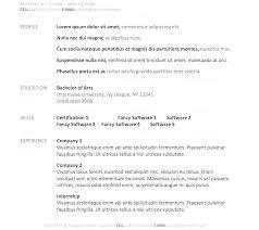 Resume Builder Software Reviews Resume Builder Best Resume Builder
