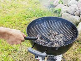 to prepare snless steel grill grates