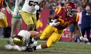 Usc 2018 Depth Chart Usc Football Potential Breakout Star Markese Stepp Orange