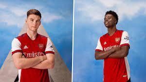 Arsenal 2021-22 kit: New home and away ...