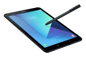 samsung tablet png. samsung galaxy tab s3 with s pen tablet png