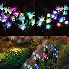 outdoor solar garden stake lights 3