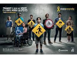 Maio Amarelo: um mês dedicado à conscientização no trânsito