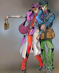 Born june 7, 1960), is the legendary mangaka behind jojo's bizarre adventure, one of the longest hirohiko araki is also a huge fashion buff, and regularly reads fashion magazines, pulling from this inspiration for the impossibly cool clothes of his characters and. Gucci X Hirohiko Araki X Spur Jojo S Bizarre Wiki Fandom