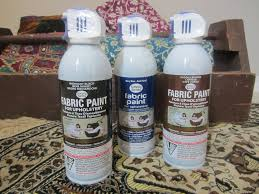 fabric paint for furnitureSimply Spray Fabric Paint  DIY Inspired