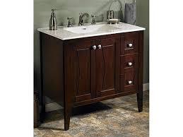 rustic bathroom vanities 36 inch. Large Of Fancy Open Shelf 36 Bathroom Vanity Rustic Without Toger Inch Bath Vanities