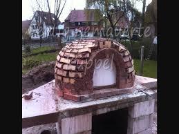 Backofen Im Garten Holzofen Steinofen Pizzaofen Selber Bauen