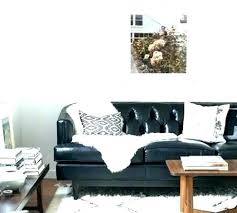 Black leather couches decorating ideas Lovable Leather Sofa Decorating Ideas Black Leather Couch Living Room Design Sofa Decorating Ideas Decor Id Beige Foliasgcom Leather Sofa Decorating Ideas Riverruncountryclubco
