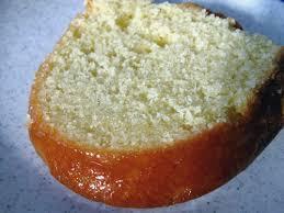 Old Fashioned Lemon Pound Cake