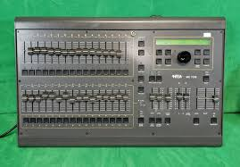 Colortran Lighting Parts Leviton Nsi N7516 Series 16 32 Channel Memory Lighting Console