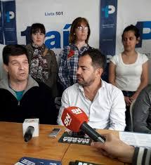 En el marco de la campaña electoral de 1País, Lisandro Bonelli pasó por  Rojas